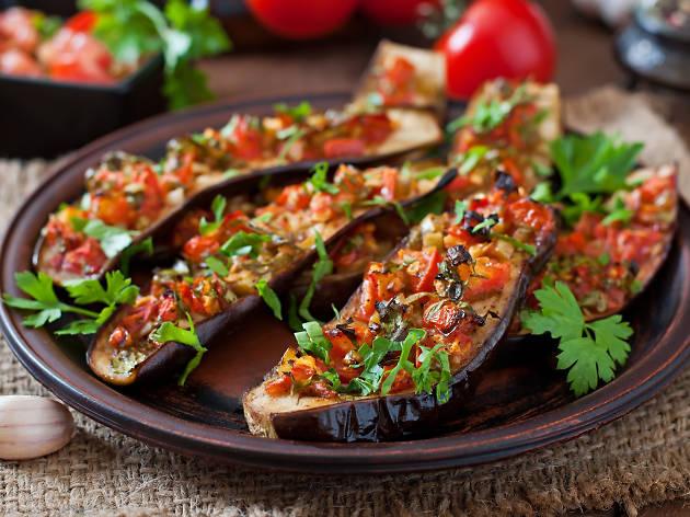 อาหารมังสวิรัติเดลิเวอรี่ในกรุงเทพฯ